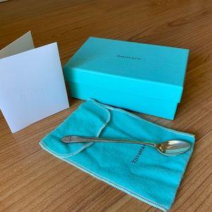 Tiffany and Co. Silver Feeding Spoon